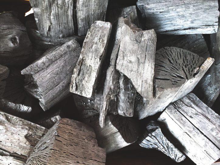 八王子市上恩方町にある炭窯「文化財の見学会」開催