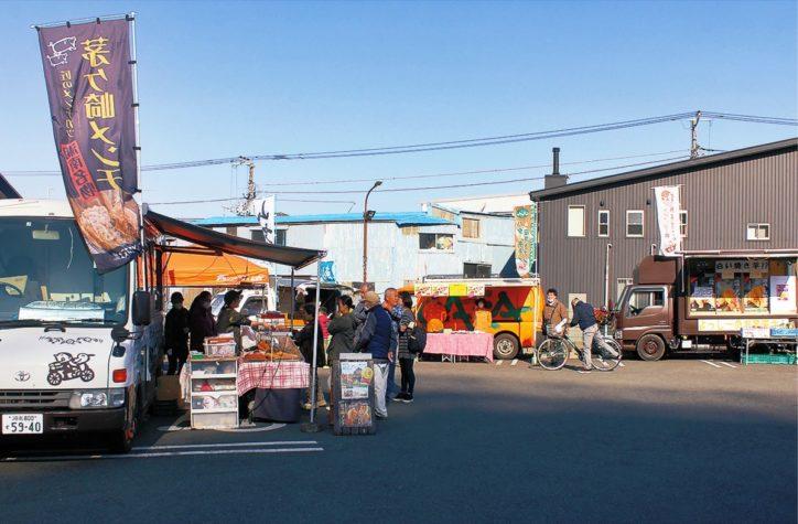 【日程追加7/31更新】茅ヶ崎で「機動湘南グルメ市場」が進化!キッチンカーで「3密」回避