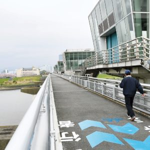 海老名市社家と厚木市岡田を結ぶ「相模大堰管理橋」全長500mが開通 一般利用開始に