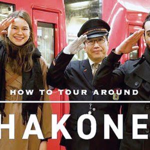 箱根や小田原など、西さがみの魅力を紹介した観光動画が最優秀賞を受賞!