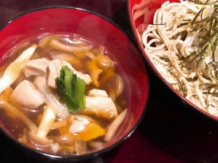 そば・うどん・どんぶり・天ぷら宅配:つけ蕎麦丁子家(秦野市)