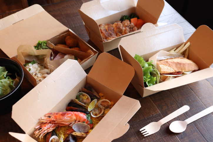 スペイン料理宅配・テイクアウト・お買い物代行:スペイン食堂 ビバラーチョ(秦野市)