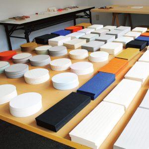 鎌倉・佐助カフェ「おうちで紙で伝える展」テイクアウト利用者に一筆箋などプレゼント