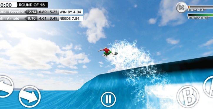 〈話題ゲームアプリ〉自宅でサーフィン!?茅ヶ崎の企業「ライブシステム」が無料公開