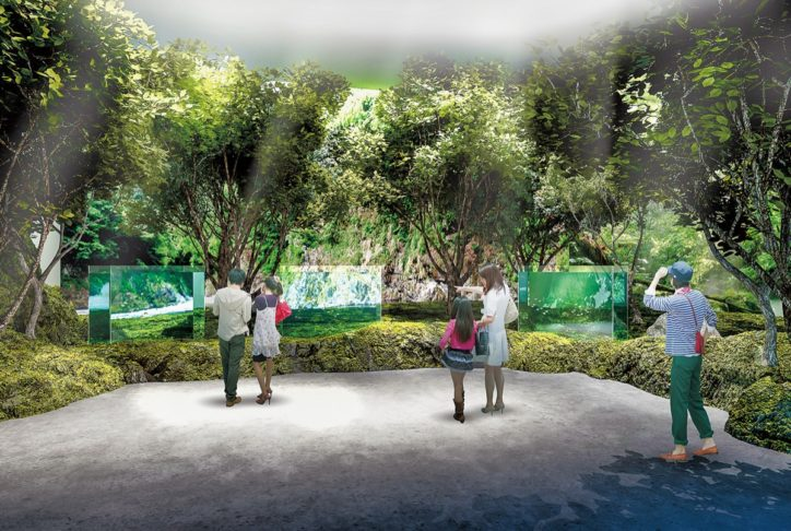 『カワスイ・川崎水族館』クラウドファンディングで、子どもたちが壁画作成