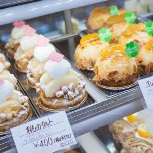 焼菓子、生菓子の配達:スイーツガーデンサクララ(秦野市)