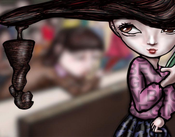 講師であり芸術家「アンドリューブレイク」展@ギャラリー誠文堂【相模原市中央区】