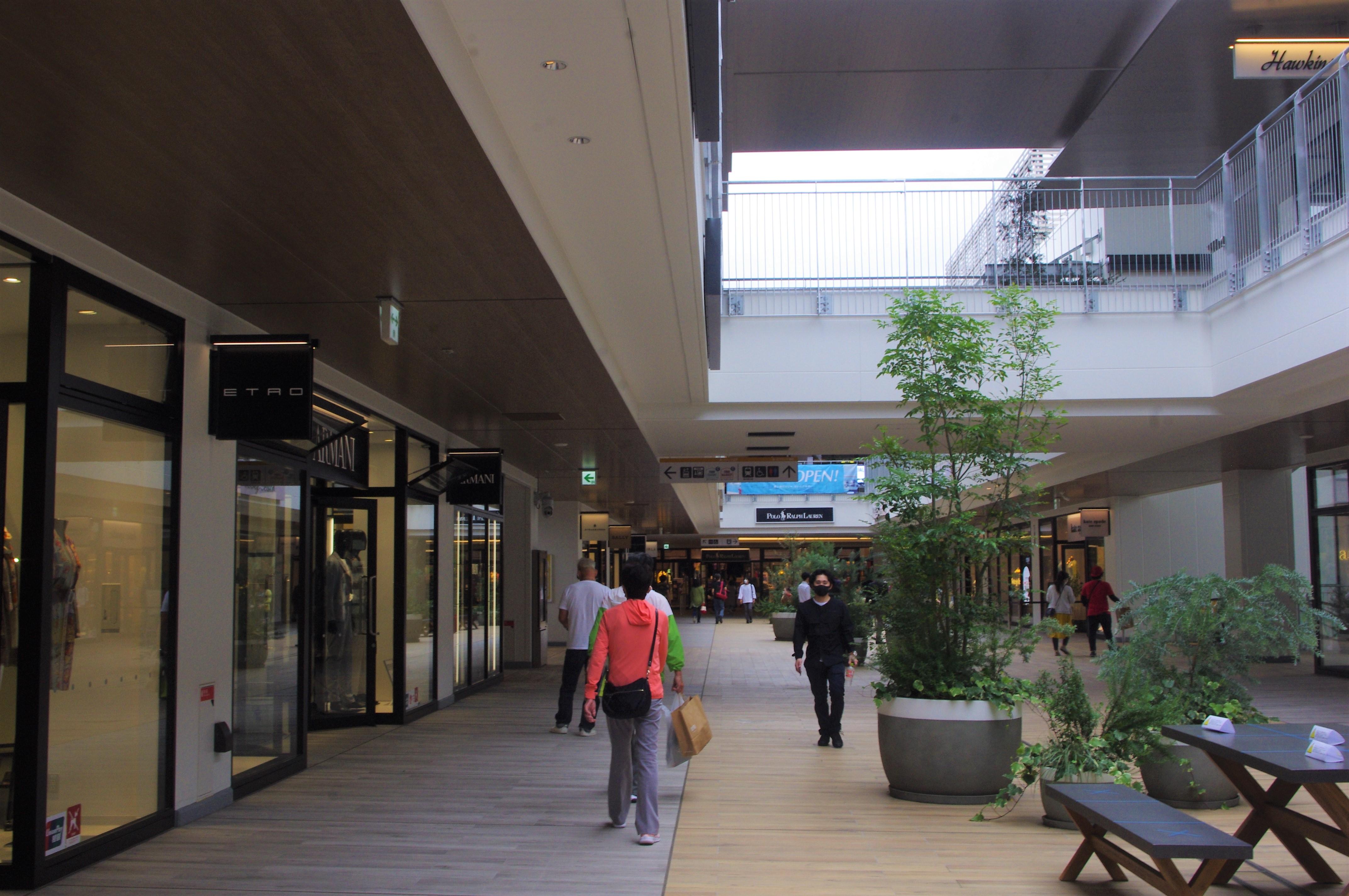 <プレオープン取材レポ>2020年6月4日「三井アウトレットパーク横浜ベイサイド」ついに開業