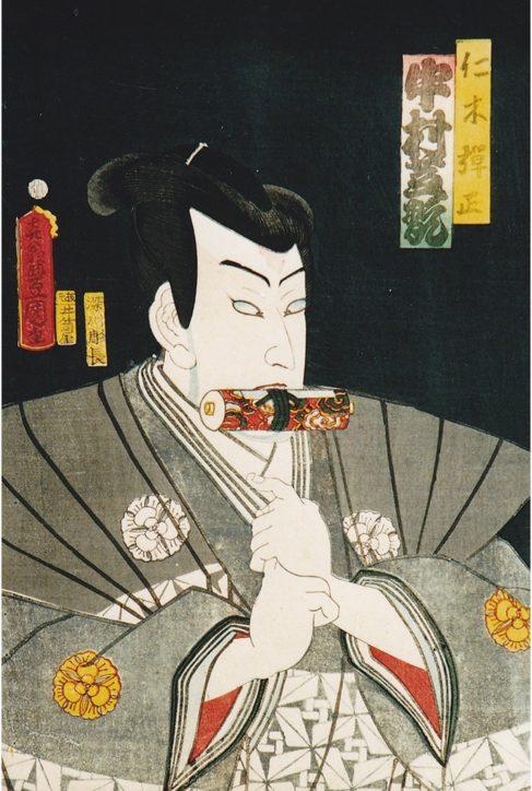 「歌舞伎の世界〜中村芝翫(しかん)〜」 7月19日まで【はだの浮世絵ギャラリー】