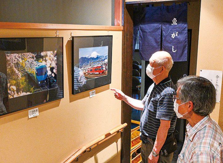 写真で地域を宣伝!小田原「魚がし」で有志の作品展