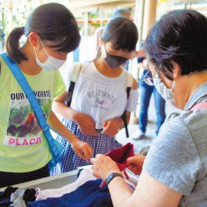 南永田団地 「つながり」 祭りで体感 コロナ対策施し開催【2020年6月25日号】