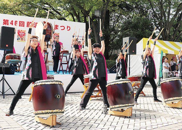 《2020は開催中止》7月「藤沢宿・遊行の盆」・9月「藤沢市民まつり」