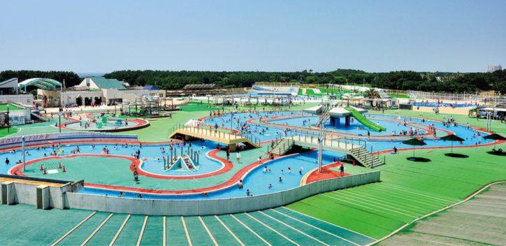 【藤沢市】辻堂海浜公園『ジャンボプール』2020年夏中止に・ 藤沢市立小学校も開放なし