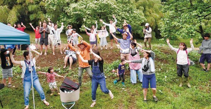 都市農業の魅力を農×音楽でー広大な畑を舞台にコンサートを開催【町田市下小山田町】