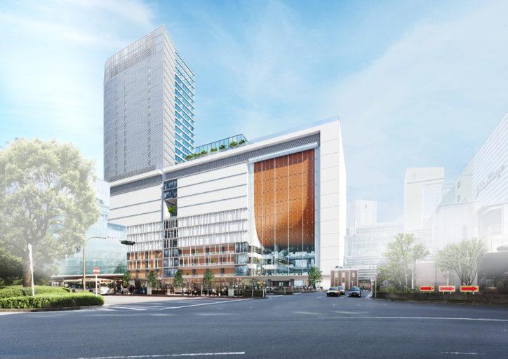 横浜駅西口に「JR横浜タワー 」6月18日に一部開業  鶴屋町ビルは6月27日から