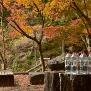 雄大な表丹沢と名水をめぐる「菩提ハイク」(3時間5分):秦野丹沢ハイキングスタンプラリー