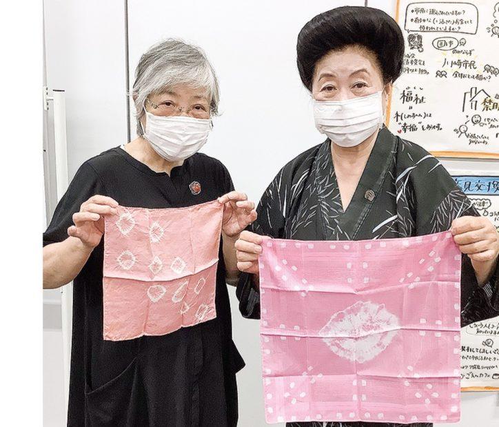 地元川崎の紅花で紅花染めの魅力を「日本古来の染め物体験会」8月10日開催