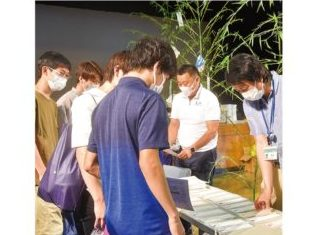 広がる食の学生支援の輪「食材配布」@相模原市中央区矢部:青少年学習センター