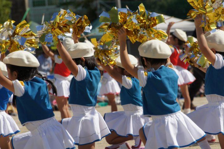 <初心者大歓迎>元気に体を動かそう「キッズチアダンス体験会」4歳~小学生対象@横浜・南区