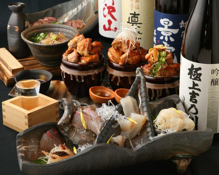 居酒屋「六方じんのすけ」:秦野で1,000円キャッシュバックキャンペーン