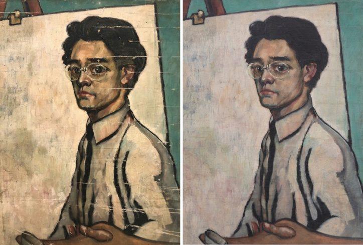 藤沢ゆかりの画家『長谷川路可 よみがえる若き日の姿』所蔵作品など24点公開
