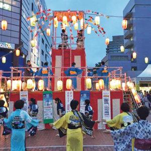 【2020年開催中止情報】第40回落合夏祭盆踊り@多摩市落合