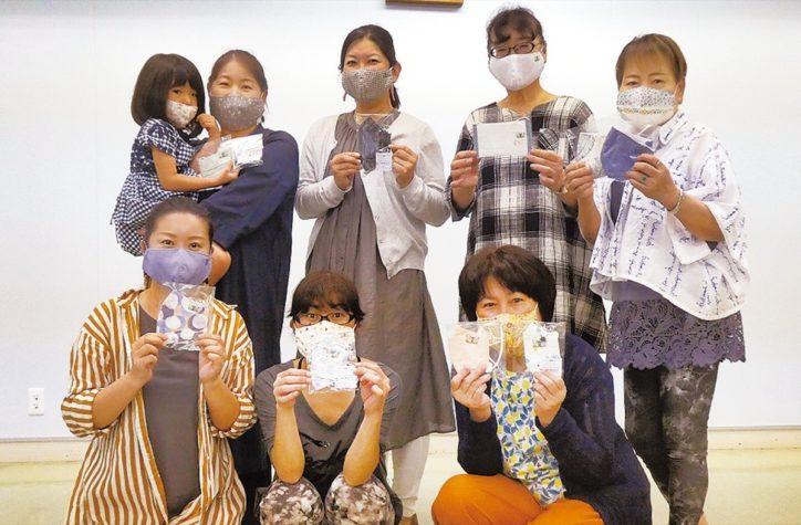 「ご近助マスク」お届けします!宮前区町連 ご近所のつながり、もっと広がる