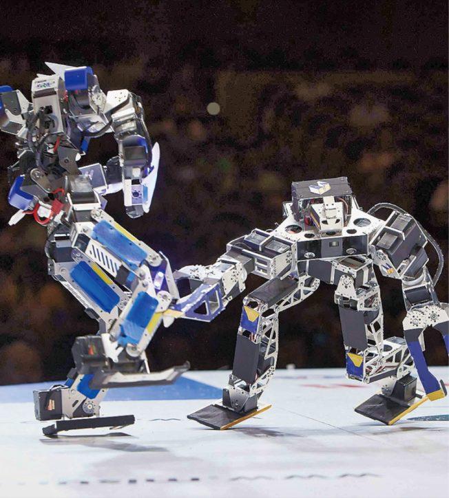 ロボットフィールド オープンが9月5日に決定【アミューあつぎ】