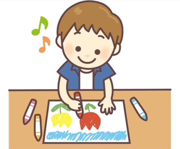 【作品募集】大井町で子ども絵画展!テーマは「わたしの好きな大井町」