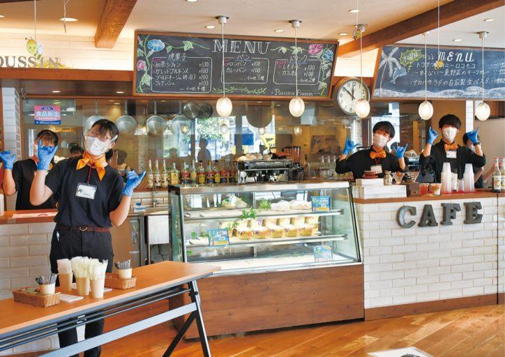専門学生運営カフェ盛況!校内で店舗運営実践 一般販売も【横浜・神奈川区】