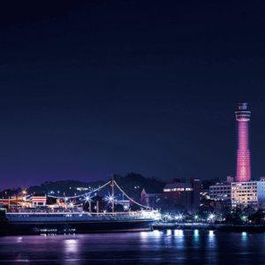 横浜マリンタワー 未来への願いを光に!参加型でライトアップ【横浜・中区】