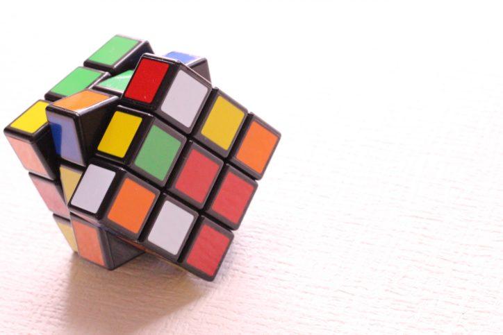 3回でできるように「第一回ルービックキューブの会」開催@八王子市