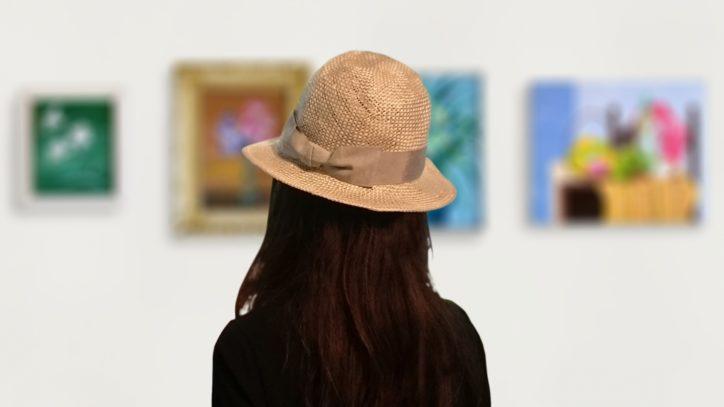 作品展「美・小田原2020」絵画と立体造形作品を展示