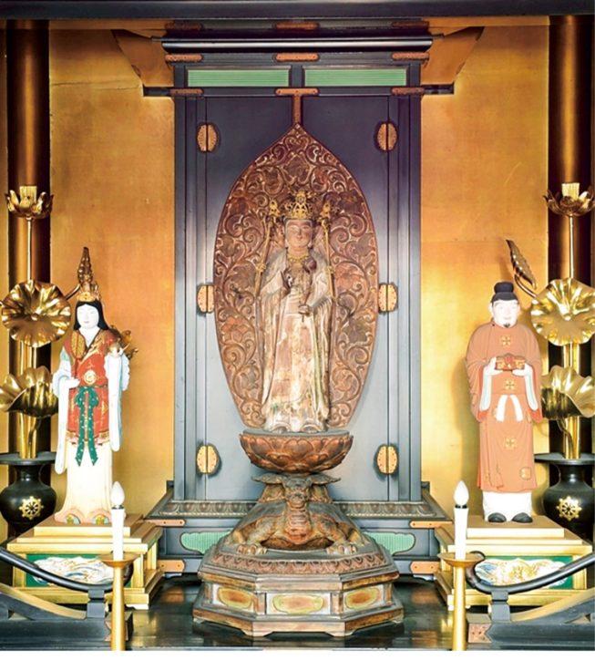 乙姫の土産は「観音像」? 慶運寺に残る浦島伝説【横浜・神奈川区】