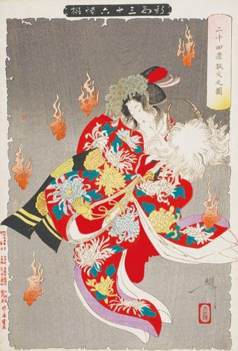 「月百姿」展 月岡芳年 最晩年の世界 @川崎浮世絵ギャラリー