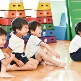 聖園女学院附属聖園幼稚園/明るく素直にたくましく!【藤沢市】