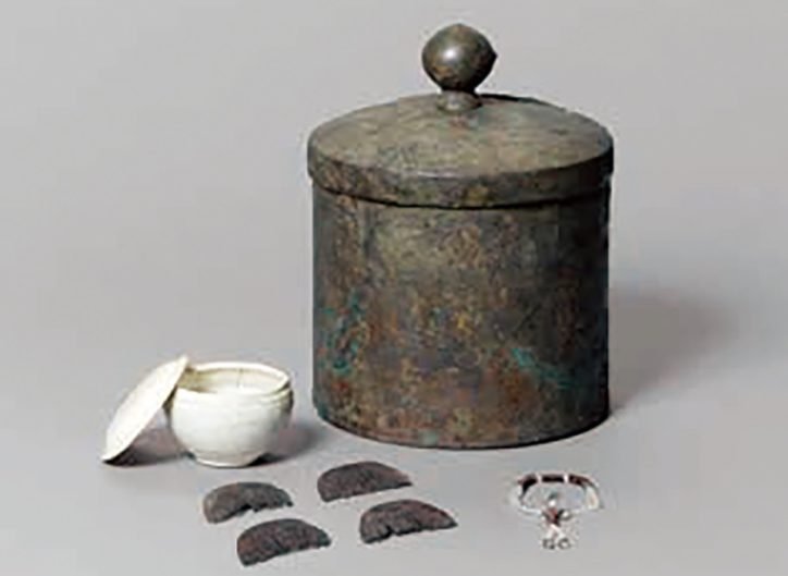 鎌倉歴史文化交流館で「掘り出された鎌倉の名品2020」厳選した約50点 11/28日まで