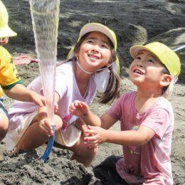 湘南学園幼稚園/あそびが育む十人十色の可能性【藤沢市】