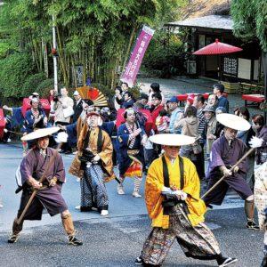 2020年は「箱根大名行列」中止に!代替イベントを9月に発表!
