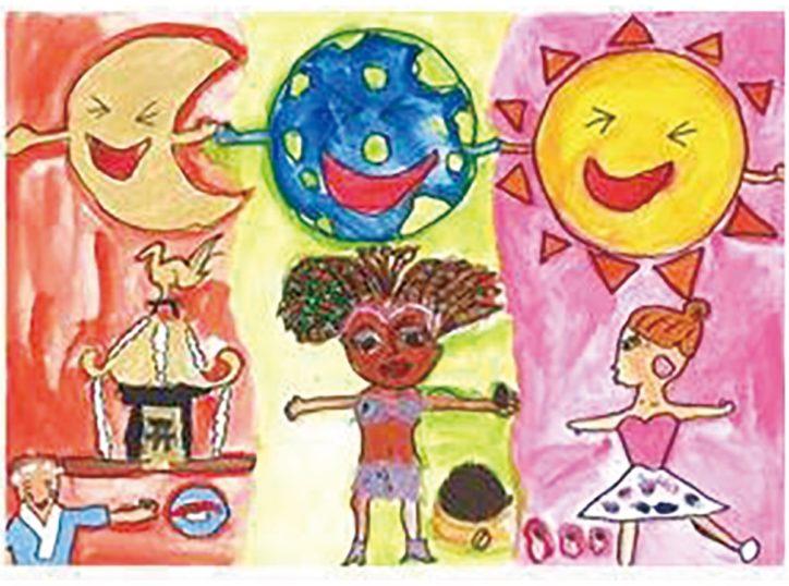 夏休みに挑戦!「やまと国際アートフェスタ」小中学生から作品募集中