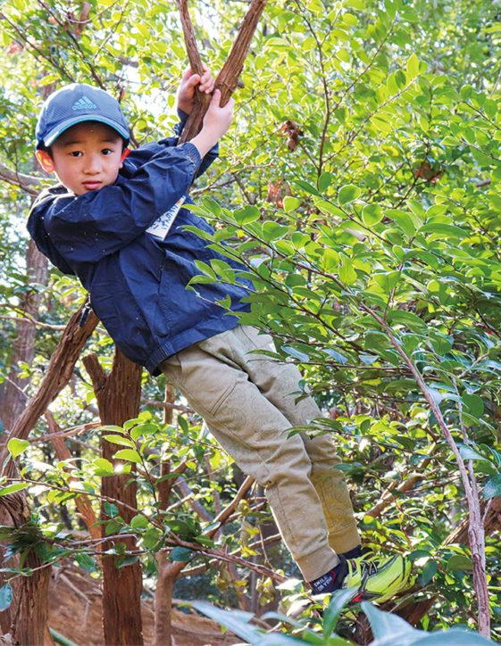 「くろかわ森のようちえん」9月から再開@川崎市麻生区・黒川青少年野外活動センター