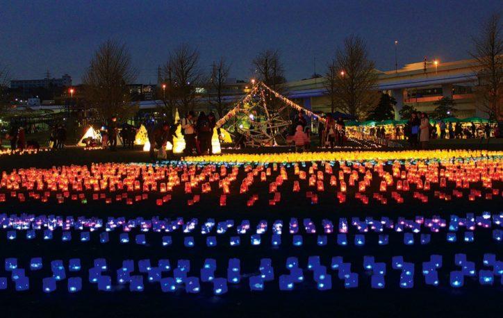アート展示を強化 「光のぷろむなぁど」2020年12月開催へ【横浜・南区】