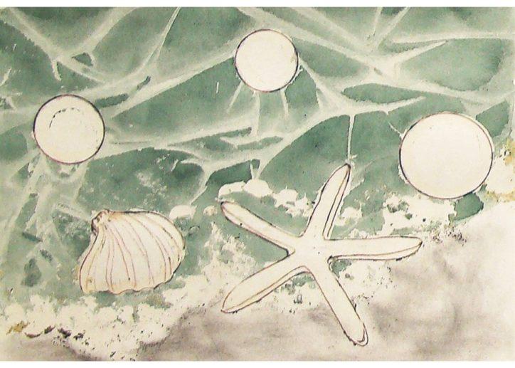 ワークショップ参加者募集中「水彩で描く横浜の海と空 」本物の画材を体験【横浜・中区】