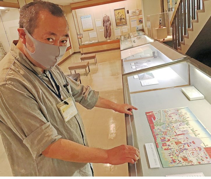 日本遺産認定を記念して郷土資料館で高尾山展開催中【八王子市】