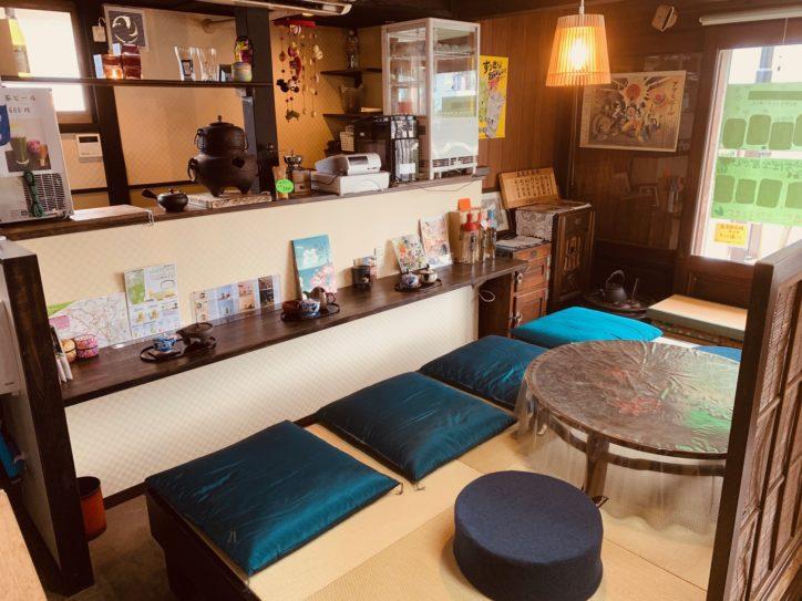「立花屋茶舗 茶カフェ半兵衛」:秦野で1,000円キャッシュバックキャンペーン