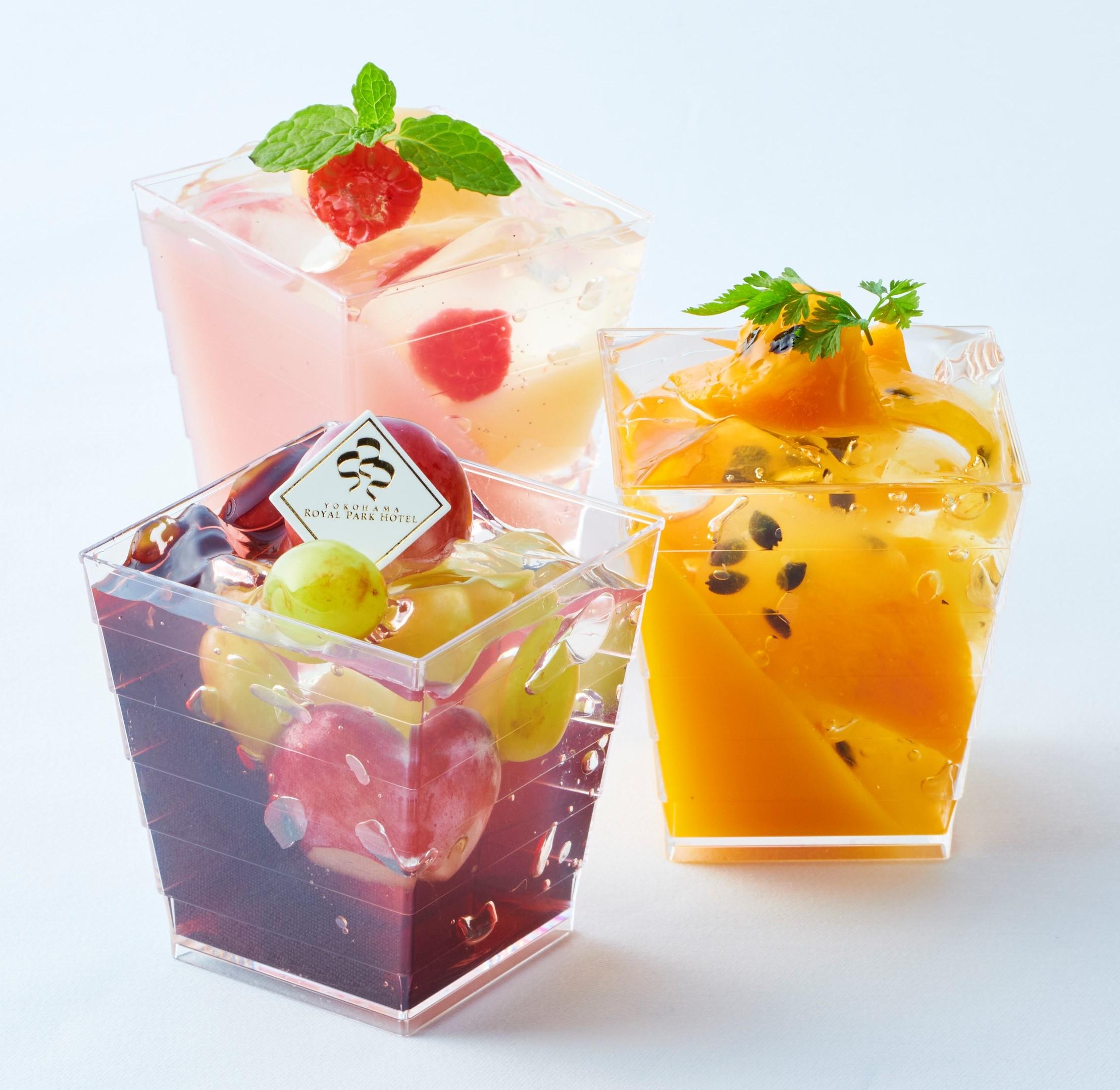 横浜ロイヤルパークホテルで新鮮果実の「サマースイーツフェア」開催中