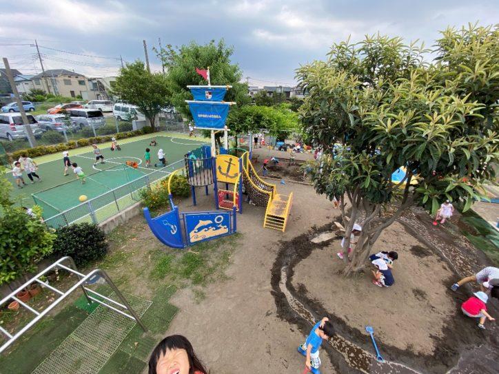 宮の台幼稚園/協調性、自主性、積極性を育む【横浜市泉区】