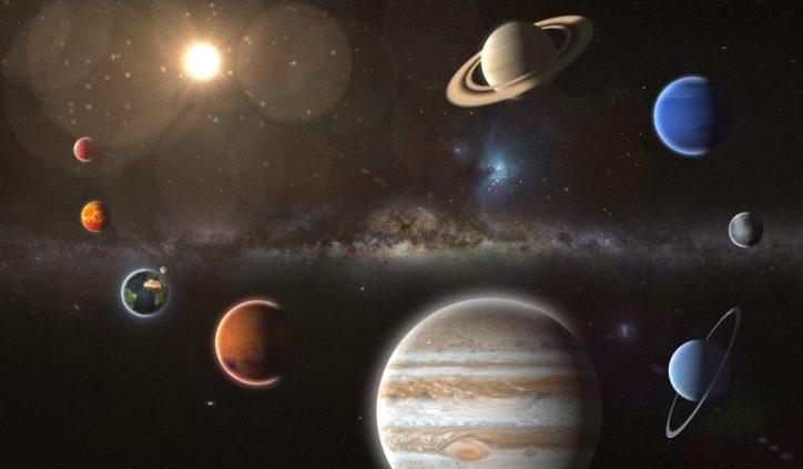 10月6日火星最接近!厚木市子ども科学館がネット中継