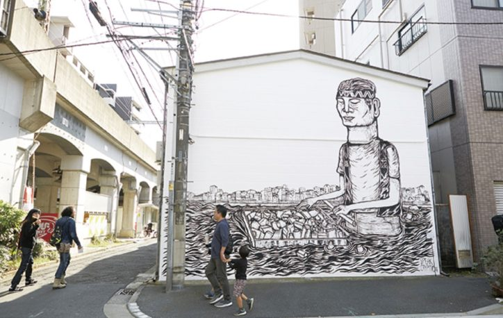 黄金町バザール 「アーティストとコミュニティ」 51組が参加<横浜市>