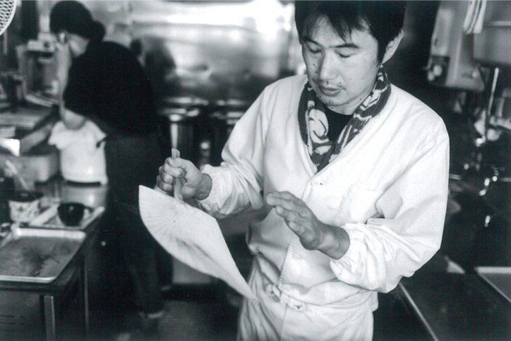 駒岡・金指さんモノクロ写真展「在所の譜」街角のプロに焦点@鶴見区民文化センター